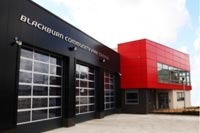 blackburn byrom street fire station