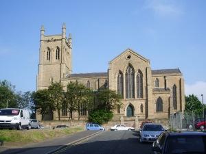 Holy Trinity Church, Blackburn
