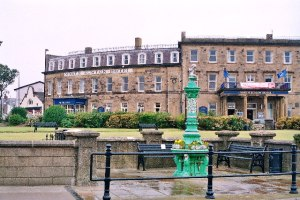 North Euston Hotel Fleetwood