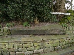 Written Stone Lane