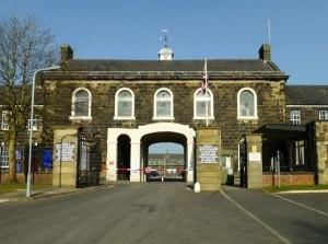 Fulwood Barracks