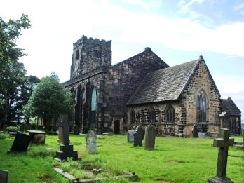 St Andrew's Church Leyland