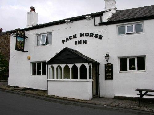 Pack Horse Inn, Affetside